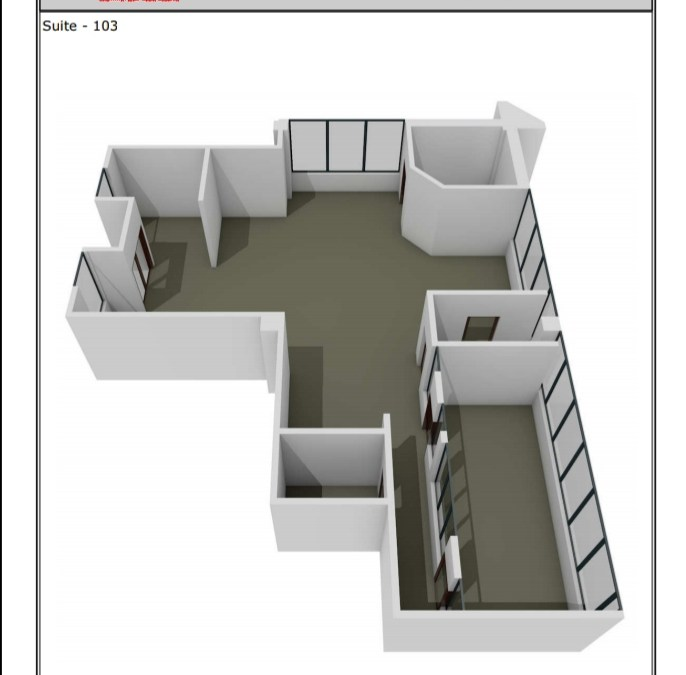 Office Space 2293 SF in 2328 10th ave N suite 103 Lake Worth Florida