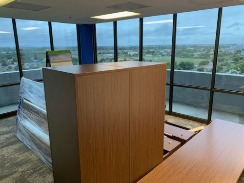6 Office Spaces