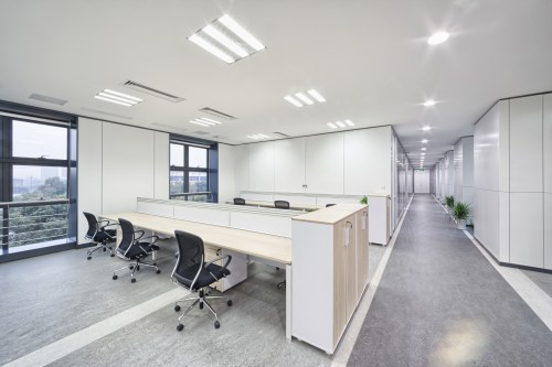 5 office space