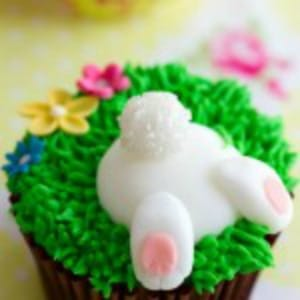 office mum post: Easter Bunny