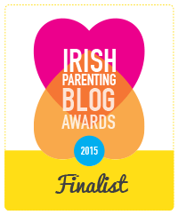Irish Parenting Blog Awards Finalist - Office Mum