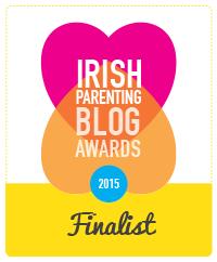 Irish Parenting Blog Awards Finalist - Office Mum