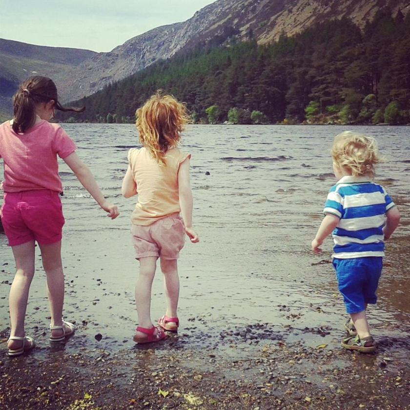 Office Mum: Glendalough
