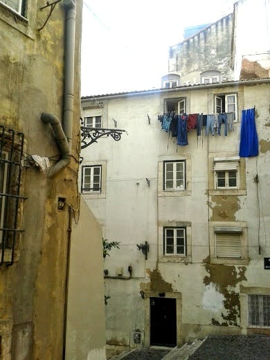 Office Mum: Lisbon washing