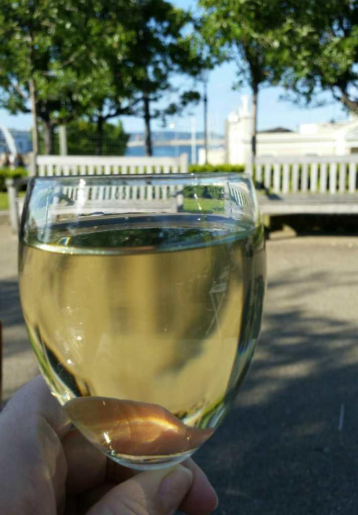 Offie Mum - wine - Dun Laoghaire