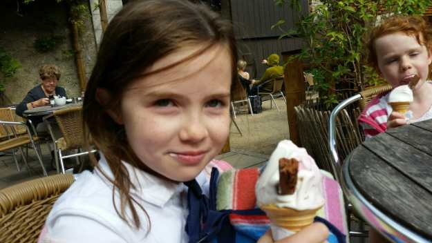 Ice cream Cabinteely park Office Mum