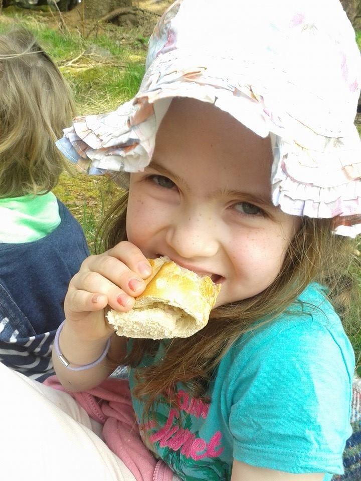 picnic Djouce woods office mum