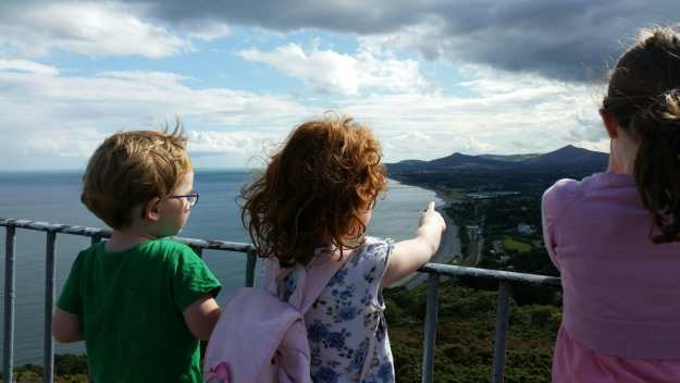 sea view killiney hill