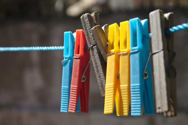 clothes pegs - Office mum