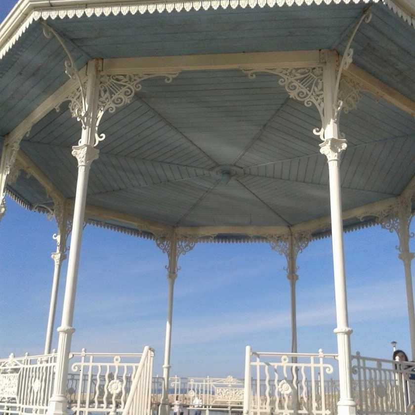 Band stand East Pier Dun Laoghaire - Office Mum