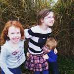 3 favourite kids - office mum