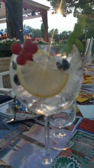 gin and tonic Marina di Venezia - Office Mum
