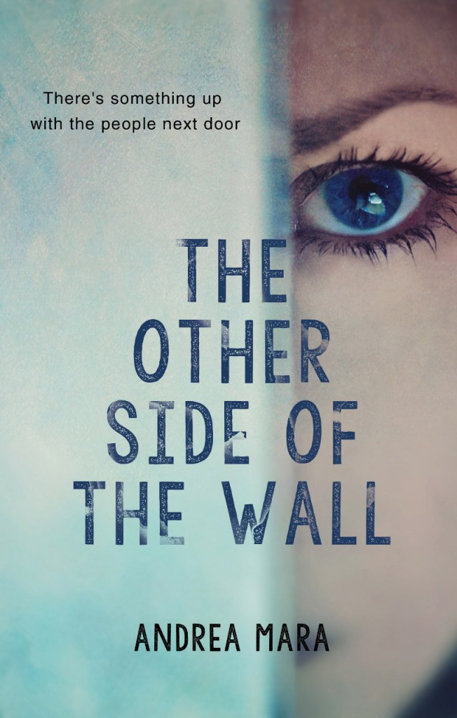 Andrea Mara - The Other Side of the Wall - Office Mum