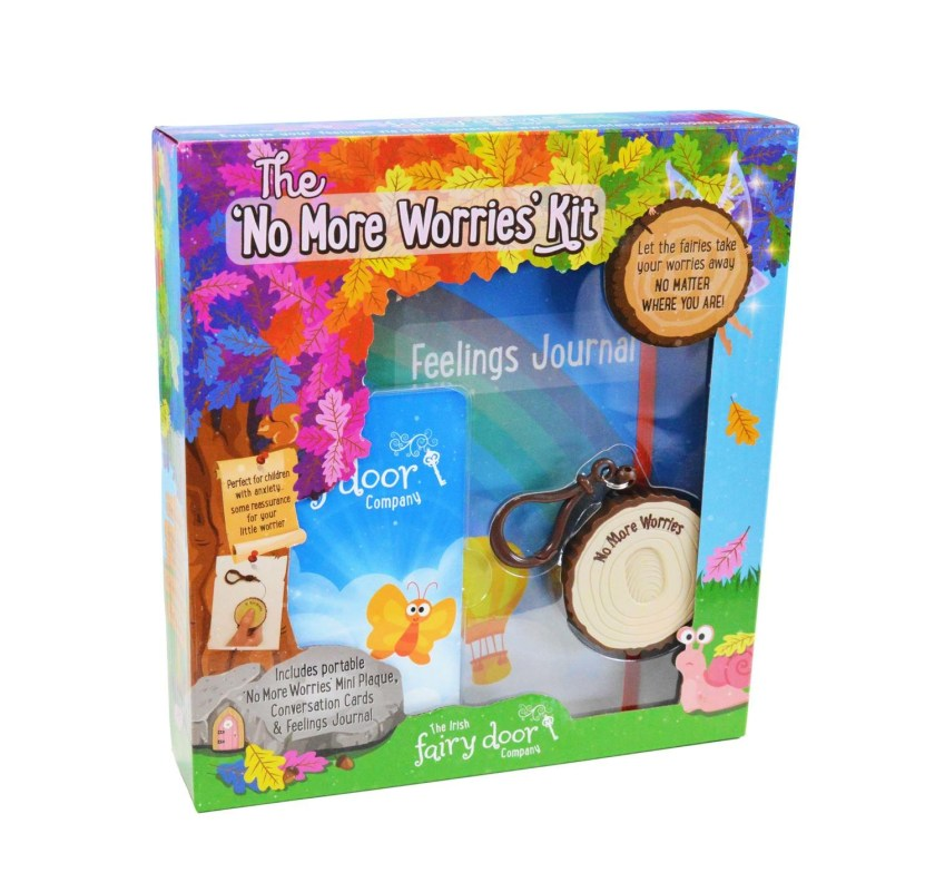 No More Worries Kit - Andrea Mara Office Mum