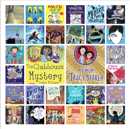 50 Book Recommendations from my Kids to Yours