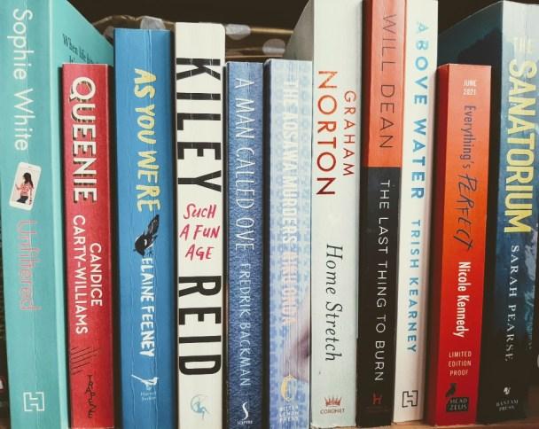 Andrea Mara books