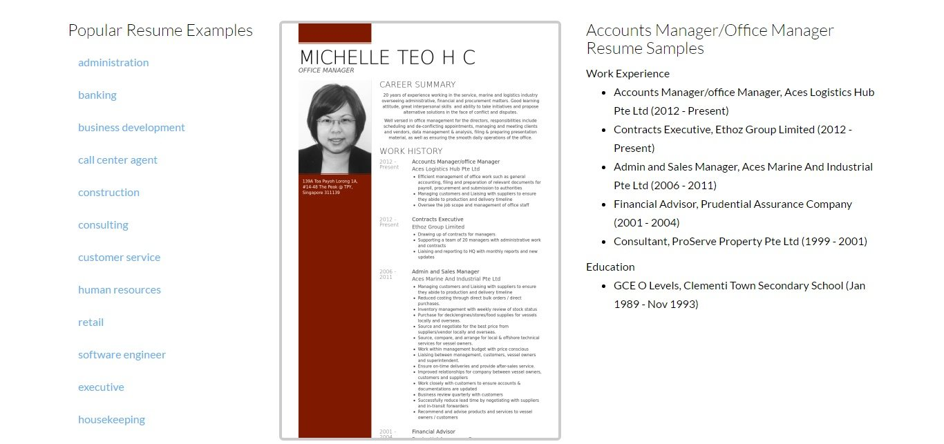free online resume help resume services online template resume