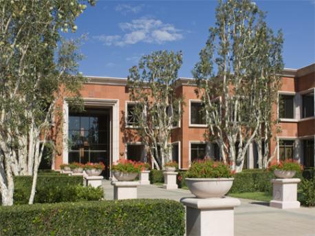 Virtual Office Newport Beach Building