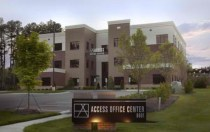 Executive Office Raleigh Building