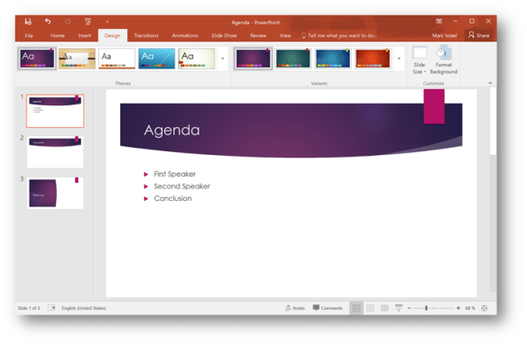 linking multiple powerpoint presentations together work less live