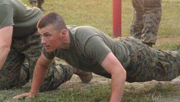 Killer Crunch Workout | Officer Candidates School Blog