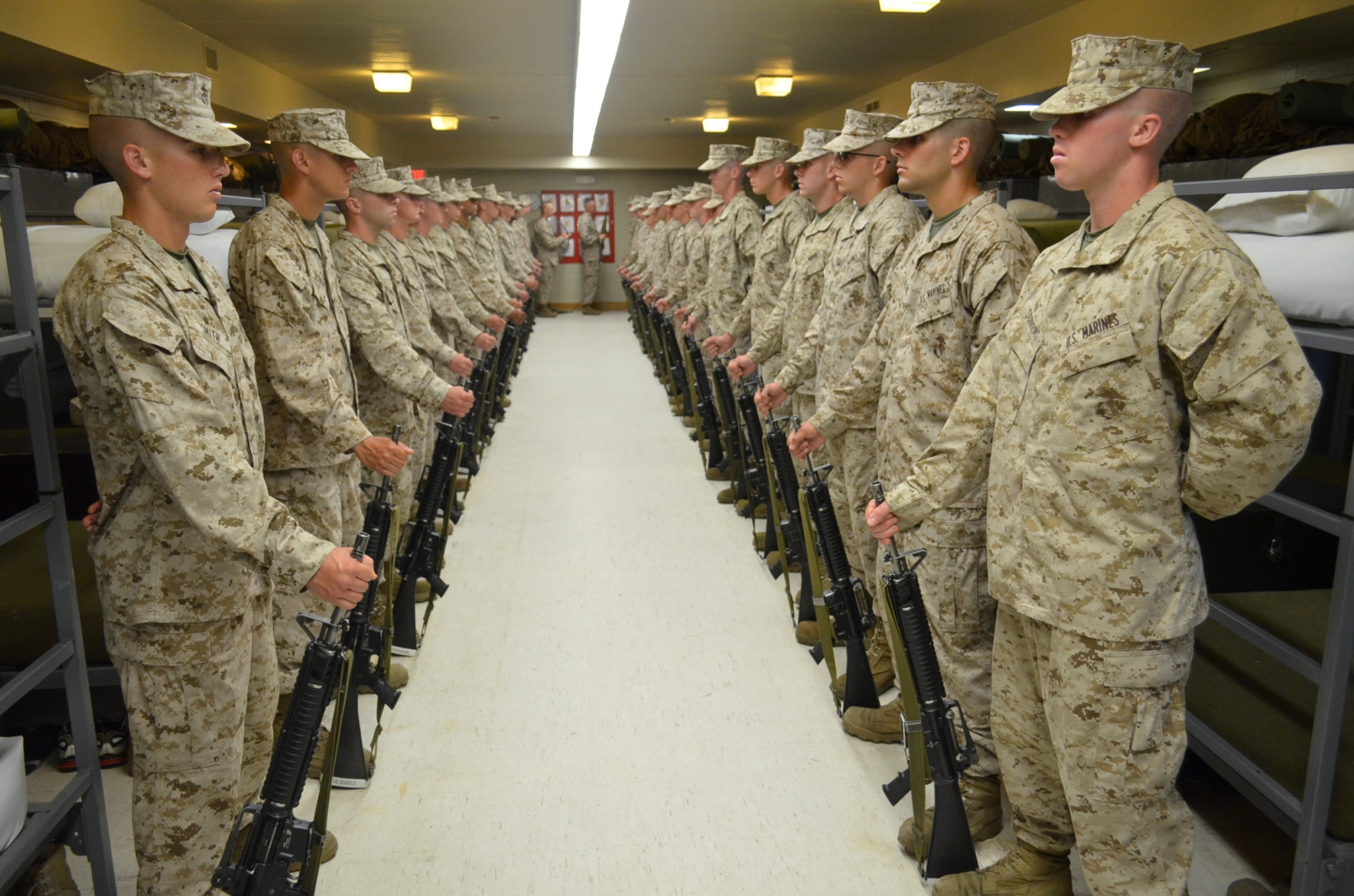 Do 39 s and dont 39 s of usmc ocs ocs blog - Officer training school marines ...