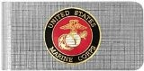 USMC Money Clip