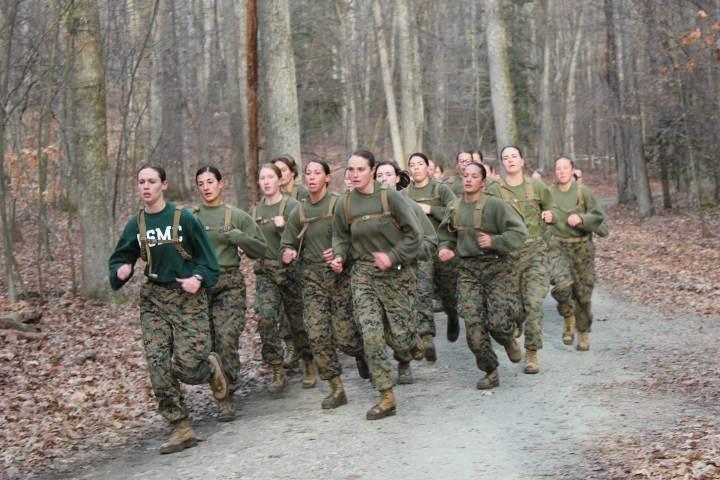 USMC_OCS_Boots_Run