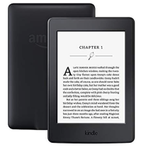 The Kindle e-readers would be the top of the line e-reader
