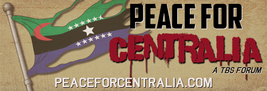 Peace for Centralia TBS Forum