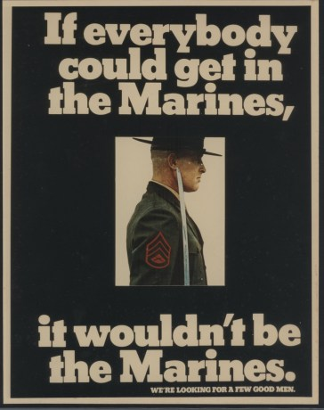 Marine Officer Candidate