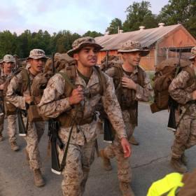 Humps (Hikes) at OCS