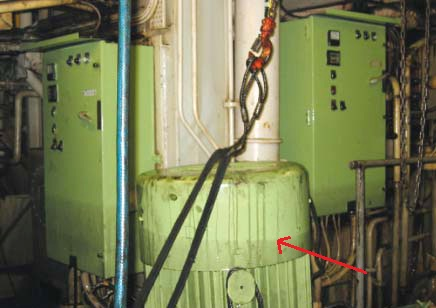 Flooding Of Engine Room During Ballast Operation Officer