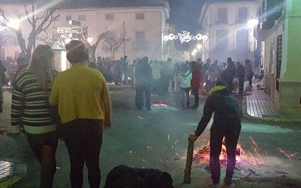 New Year's Eve in Spain