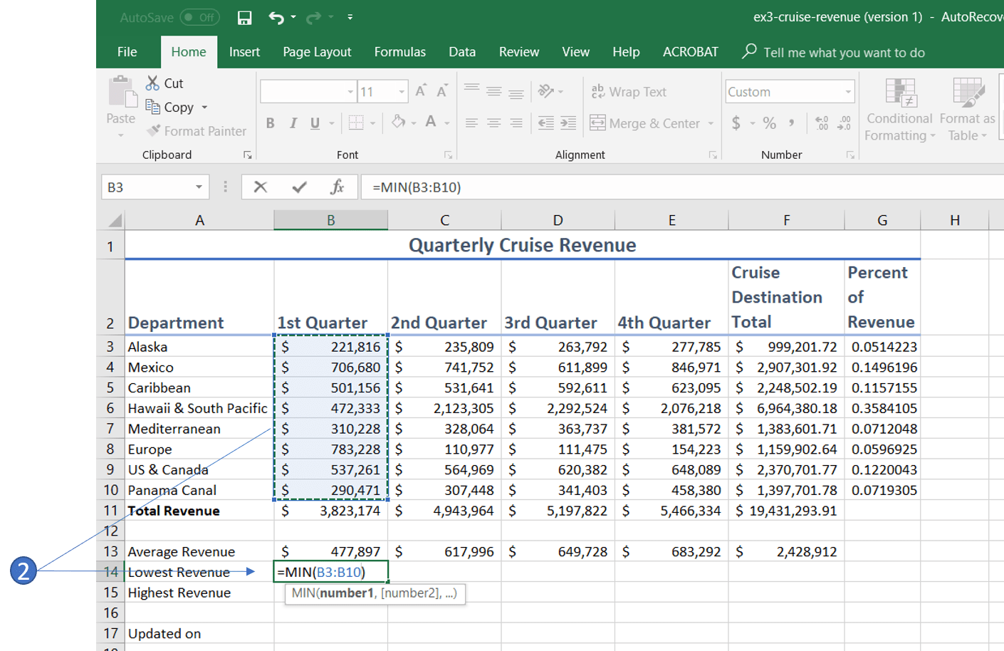 Microsoft Excel Functions Archives