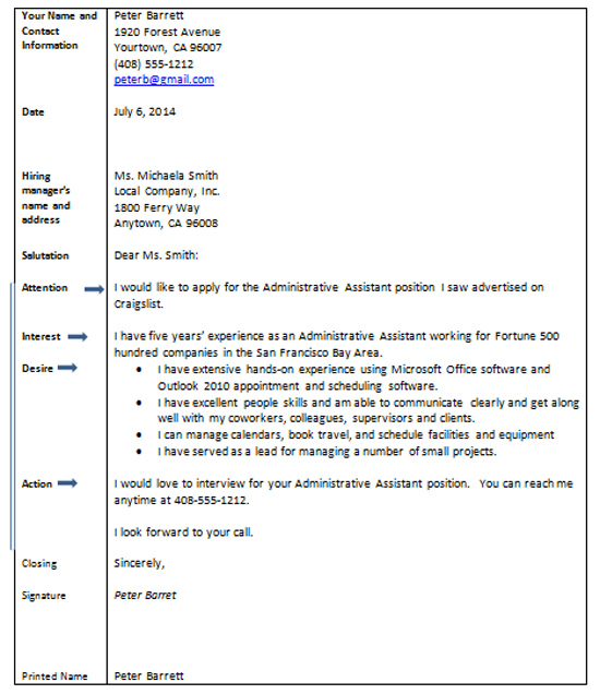 cover letters learn how to write an effective cover letter