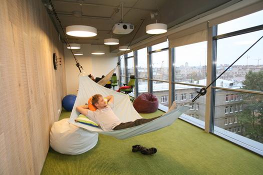 Google Saint Petersburg Offices Office Snapshots