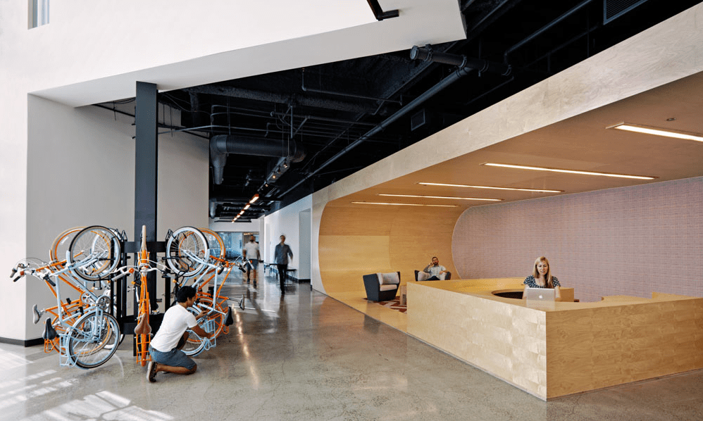 55 Inspirational Office Receptions Lobbies And Entryways