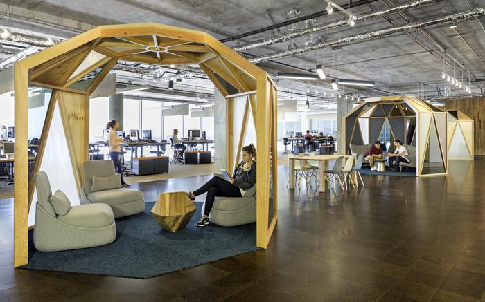 Cisco Meraki San Francisco Headquarters Office Snapshots