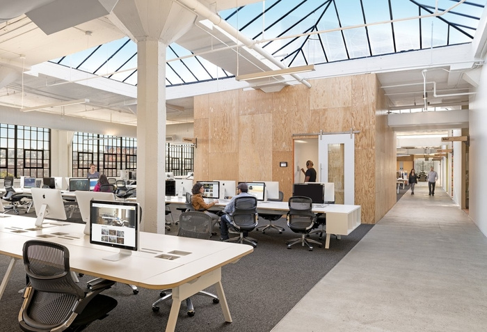 Inside Airbnbs New San Francisco Headquarters Office