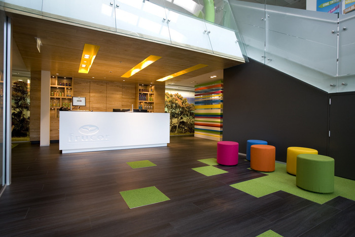Frucor Beverages Offices Auckland Office Snapshots