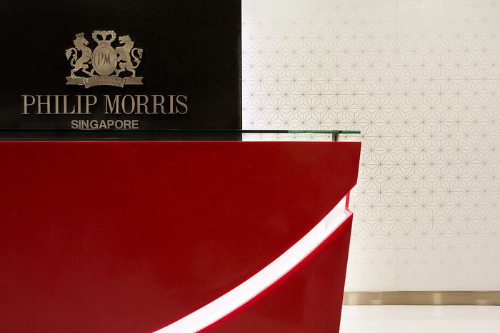 Philip Morris Singapore Offices Office Snapshots