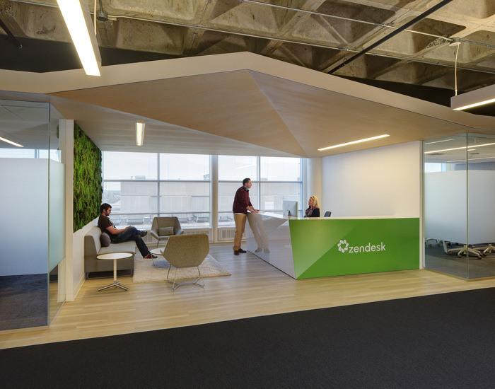 Zendesk Madison Offices Office Snapshots