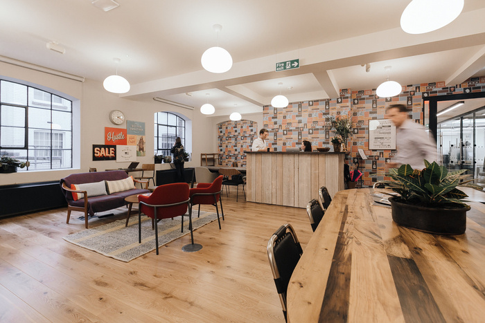 WeWork London Coworking Offices Office Snapshots