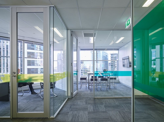 Everyday Hero Fitout by Amicus Interiors