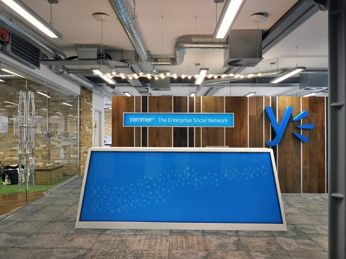 yammer_reception