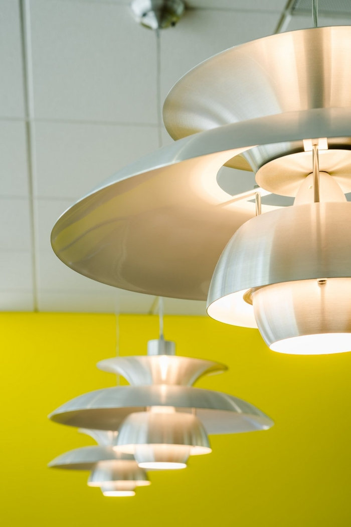 DivcoWest conference room lighting detail.Photographed for Stud