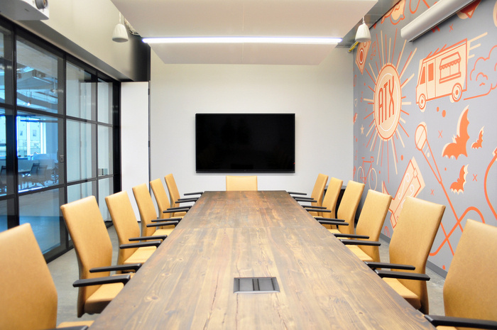 Galvanize - lauckgroup - Meeting Room