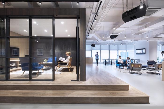 02_Bean Buro_Office Workplace_Kwung Tong_Warner Music Hong Kong