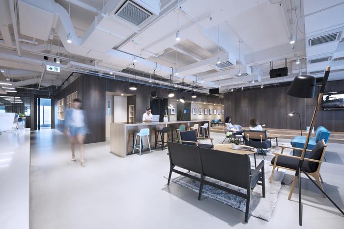 05_Bean Buro_Office Workplace_Kwung Tong_Warner Music Hong Kong